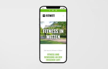 Fitwitt Witten Website Webdesign 3